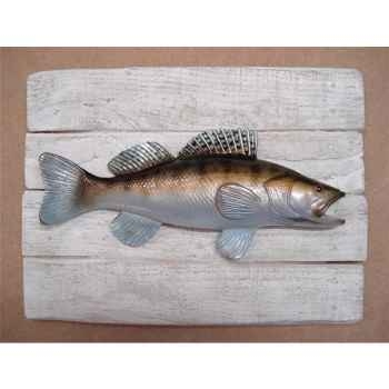 Cadre poisson d\'eau douce Cap Vert Sandre -CADR18