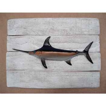 Cadre poisson des tropiques Cap Vert Espadon -CADR34