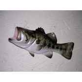 mini sculpture relief cap vert black bass msr002
