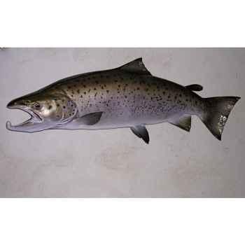 Trophée poisson d\'eau douce Cap Vert Truite de mer -TR14