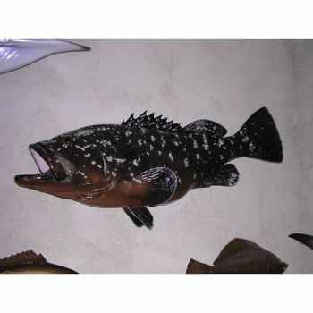 Trophée poisson des mers atlantique méditerranée et nord Cap Vert Mérou -TR041