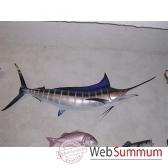 trophee poisson des mers tropicales cap vert marlin bleu trdf58