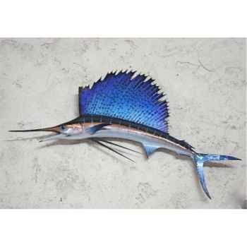 Trophée poisson des mers tropicales Cap Vert Espadon voilier -TRDF61