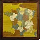 carte de france des regions creartion france