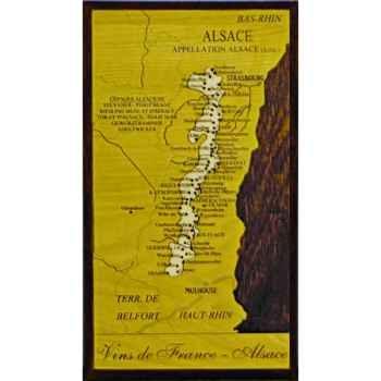Carte des vins d'Alsace Creartion -vdf-als