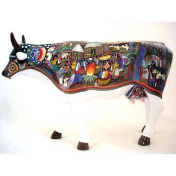 Cow Parade Huichol Cow Guadalajara 2007 -46460