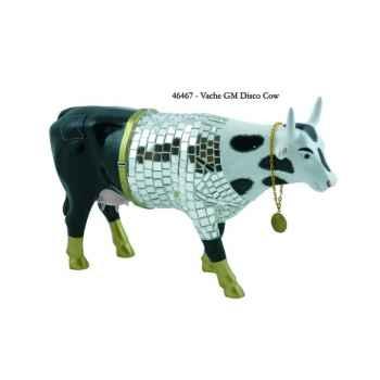 Cow Parade Disco Cow Stamford 2000 -46467
