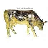 cow parade mira moo gold san antonio 2002 46468