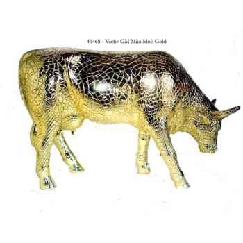 Cow Parade Mira Moo Gold San Antonio 2002 -46468