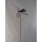 piquet libellule en metarecycle terre sauvage gsd
