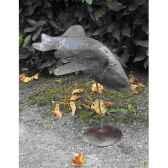 piquet poisson volant en metarecycle terre sauvage gsff