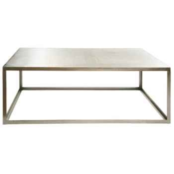 Table basse nickel Hindigo -JC13