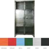 armoire bleue hindigo jc69blu