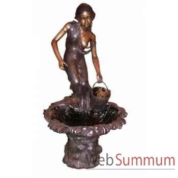 Fontaine Vasque en bronze -BRZ469