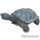 tortue en bronze brz515