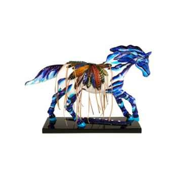Figurine Cheval Painted Ponies Tribal -PO12294