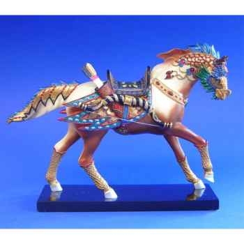 Figurine Cheval Painted Ponies Dynasty -PO12251