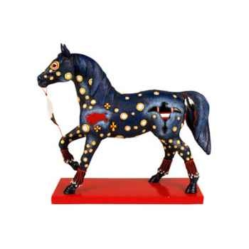 Figurine Cheval Painted Ponies Wovoka\'s Vision  -PO12293