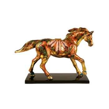 Figurine Cheval Painted Ponies Golden Feather -PO12292