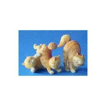 Figurine chat Dubout Les jours heureux -DUB36