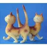 figurine chat dubout zut la meme robe dub32