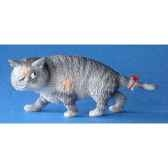 figurine chat dubout gros matou dub29