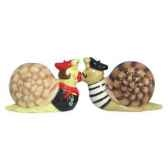 figurine escargots francais seet poivre mw93441