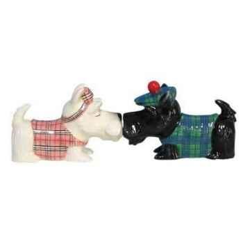 Figurine scottish Sel et Poivre -MW93429