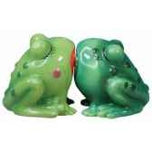 figurine grenouilles seet poivre mw93405
