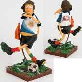 figurine forchino le footballeur fo85516