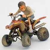 figurine forchino le quad fo85060