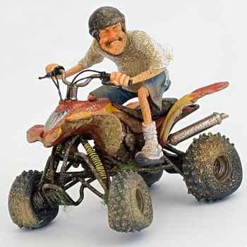 Figurine Forchino Le Quad -FO85060