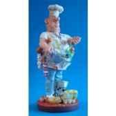 figurine le cuisinier profisti pro12