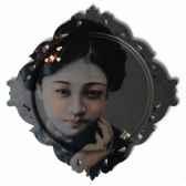 plateau tableau rond ibride portraits de famille liu galp 002