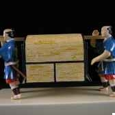 figurine samourai peinte gilles carda palanquin ferme 92c