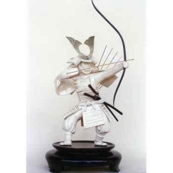 Figurine Samourai Gilles Carda Katana Tigres rouges -100CE