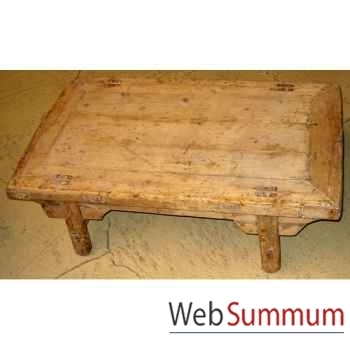 Table basse style Chine -C0690