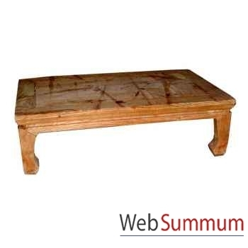 Table basse à thé style Chine -C0801