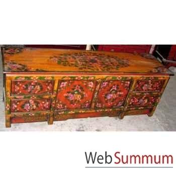 Buffet bas tibet style Chine -C0620