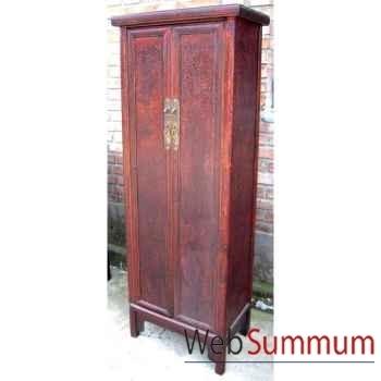 Armoirette 2 portes style Chine -C0954