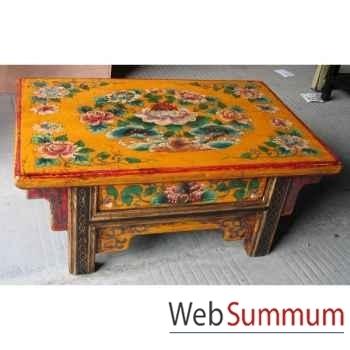 Autel kang tibetain style Chine -CHN049TIB