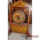 gong petit modele sur socle tibet style chine c0375