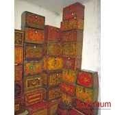 boite tibetaine style chine c0656