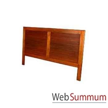 Tête de lit strié Meuble d'Indonésie -53983