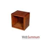 cube vide strie meuble d indonesie 53958