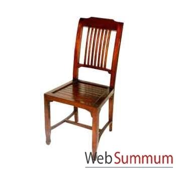 Chaise jepara fabriqué en Indonésie Meuble d'Indonésie -56135