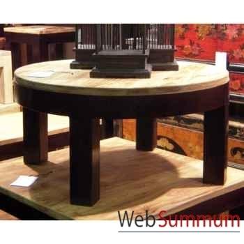 Table basse design de salon Meuble d'Indonésie -54251