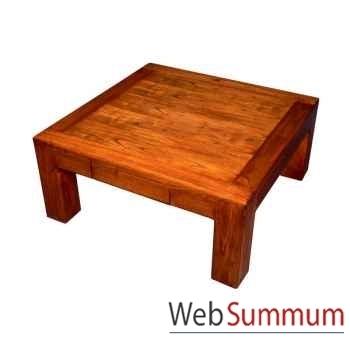 Table basse millenium fabriqué en Indonésie Meuble d'Indonésie -54270