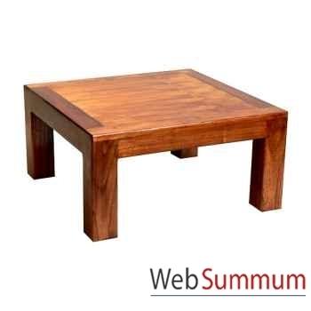 Table basse fabriqué en Indonésie Meuble d'Indonésie -54291