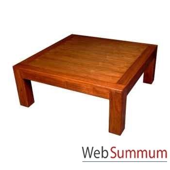 Table basse fabriqué en Indonésie Meuble d'Indonésie -54292